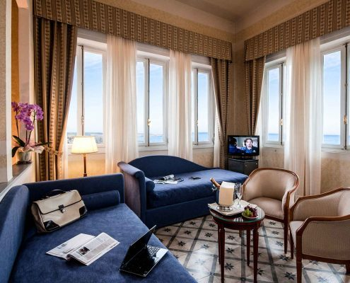 Suite Grand Hotel Royal Viareggio 4 stelle