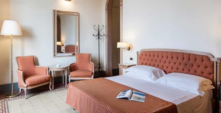 Small Room Grand Hotel Royal Viareggio 4 star