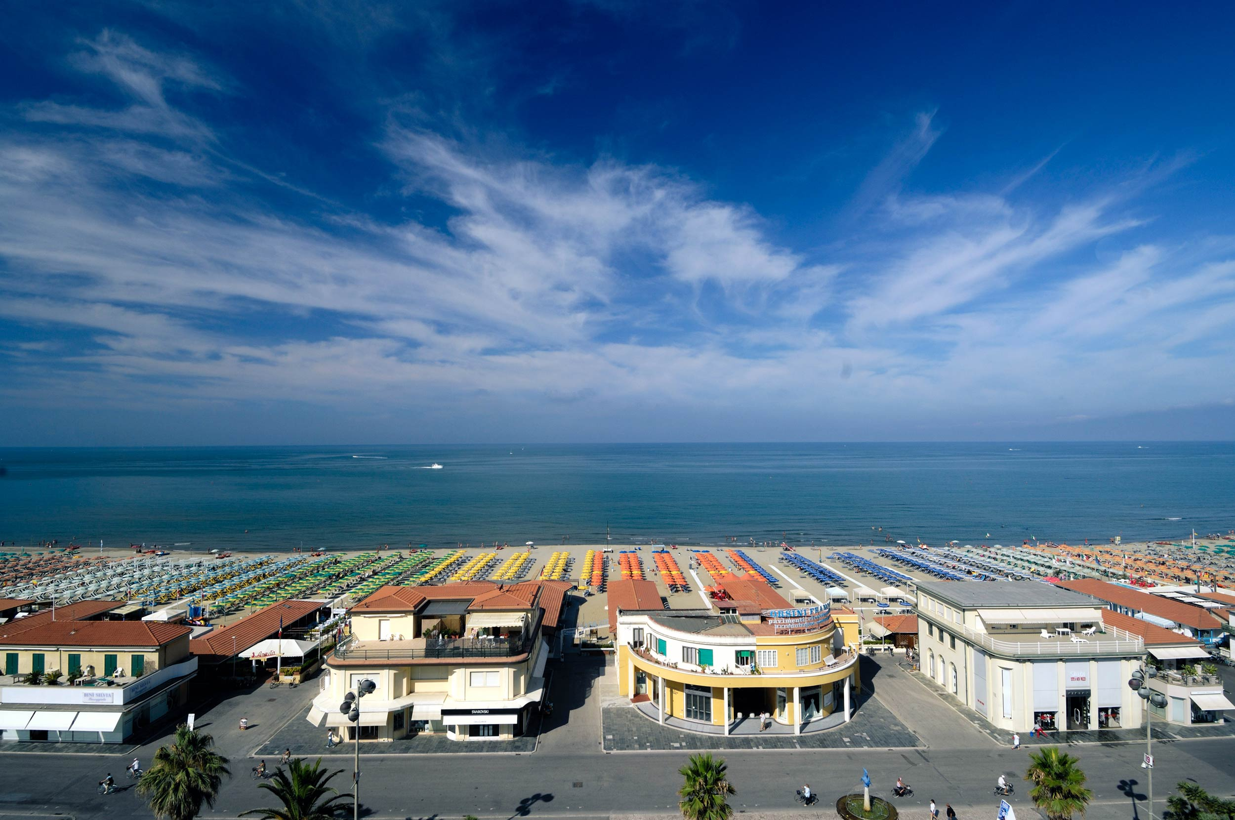 Hotel Viareggio with sea view - Grand Hotel Royal