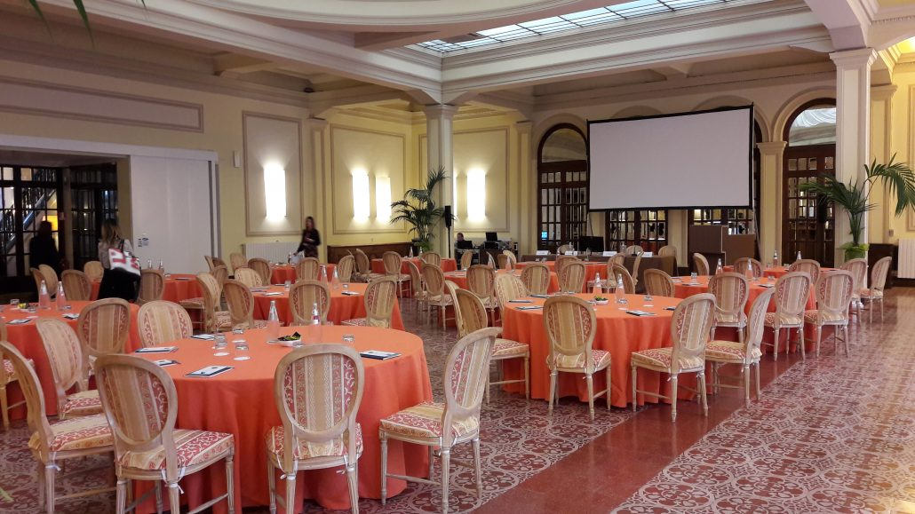 Salone Liberty - Sala meeting Grand Hotel Royal Viareggio 4 stelle