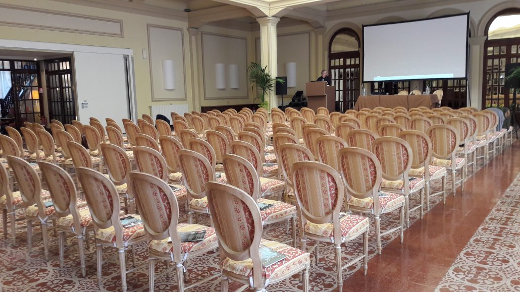 Salone Liberty - Meeting Grand Hotel Royal Viareggio 4 stelle