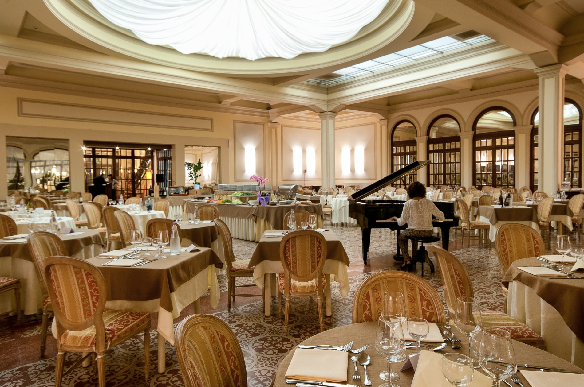 Ristorante BW Premier Collection Grand Hotel Royal Viareggio 4 stelle