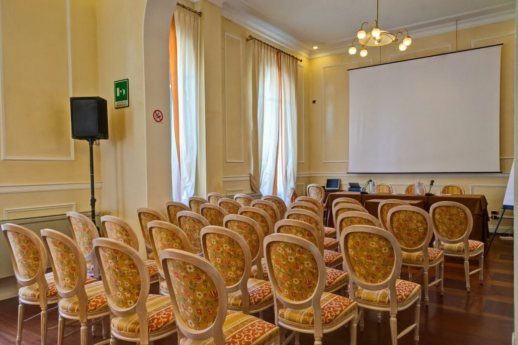 Sala Butterfly - Meeting Grand Hotel Royal Viareggio